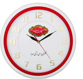 تصویر ساعت گرد مدل 2100172