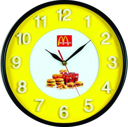 تصویر ساعت گرد مدل 2100177