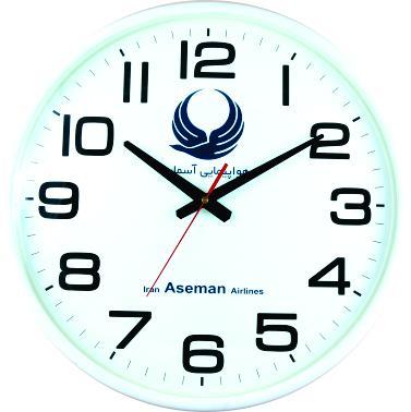تصویر ساعت گرد مدل 2100186