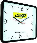 تصویر ساعت چهارگوش مدل 2200347