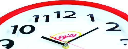 تصویر ساعت گرد مدل 2100169