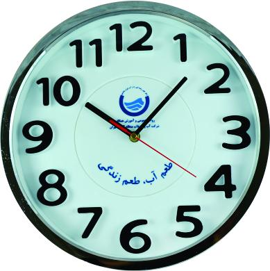تصویر ساعت گرد مدل 2100199