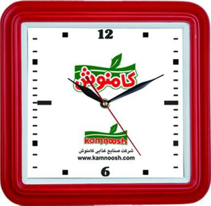 تصویر ساعت چهارگوش مدل 2200333
