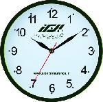 تصویر ساعت گرد مدل 2100180