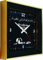 تصویر ساعت چهارگوش مدل 2200332